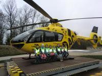 ADAC-Hubschrauber Christoph 25