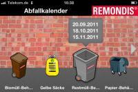 REMONDIS App - Schaubild 1