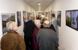 Ausstellungseröffnung am 14.02.2018 – Bild von Friederich Hofmann