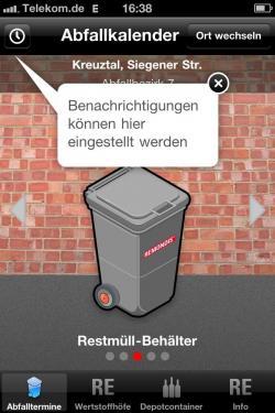 REMONDIS App - Schaubild 2